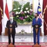 Isu Perlindungan WNI hingga Diskriminasi Sawit Inilah Inti Bertemu PM Malaysia Bersama Presiden Ri