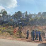 Petugas Gabungan Kompak Padamkan Api Dilahan Seluas 200 Hektare