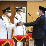Dilantik Sebagai Pj Gubernur Kepri, Jabatan Suhajar Paling Cepat 14 Hari