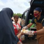 Razia Perut Lapar Ala Bripka Zulham Selalu Ditunggu Warga Tanjungpinang