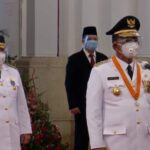 Dilantik Presiden Jokowi, Ansar Klaim Pulihkan Ekonomi Kepri