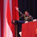 Inilah Poin Penting Tegaskan Panglima TNI Pada Rapat Pimpinan TNI Tahun 2021