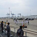 KRI Bung Tomo-357 Dilepas Dubes RI di Sri Lanka Menuju Multinational Exercise AMAN-21