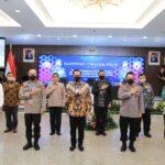 Kapolri Jenderal Listyo Sigit Prabowo Resmi Launching Aplikasi Pengaduan Masyarakat