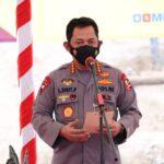 Kapolri Listyo Sigit Prabowo Keluarkan Surat Edaran Penanganan Kasus UU ITE