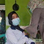 Nakes AL Bangka Belitung Terima Vaksin Covid 19