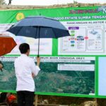 Presiden Joko Widodo Optimis Lumbung Pangan untuk Kesejahteraan Masyarakat NTT