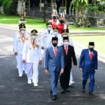Presiden Jokowi Lantik Tiga Pasang Gubernur dan Wakil Gubernur Terpilih