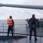 Tingkatkan Kemampuan Tempur Operasi TNI AL, Passing Excercise Di Selat Malaka