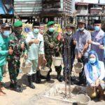 Walikota Batam Rudi Salurkan Bantuan 560 Juta Untuk 113 Rumah Korban Bencana