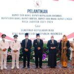 Walikota Batam Rudi Sampaikan Ucapan Selamat Atas Pelantikan Tiga Bupati