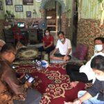 Rutin Datangi Perkampungan, Isdianto Ajak Masyarakat Hidup Sehat