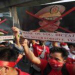 Dampak Kudeta Kondisi Myanmar Semakin Kacau, Gelombang Warga Tinggalkan Kampung