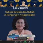 Kerjasama dengan Universitas Sebelas Maret SMA Pradita Dirgantara gelar Talk Show