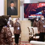 Buka Munas V Apkasi, Presiden: Jaga Kewaspadaan dalam Hadapi Pandemi