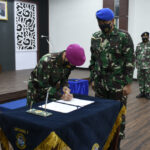 Kolonel Laut Ardhi Sunaryo Jabat Danlanal Sabang