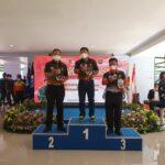 Luar Biasa Pangkogabwilhan I Raih Juara 1 dan 2 Kejurnas Menembak Kasau Cup 2021