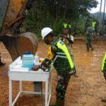 Masda TNI Dento Priyono Tinjau TTMD Natuna