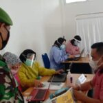 Puluhan Wartawan Divaksin, PWI Kepri Apresiasi Pemko Batam