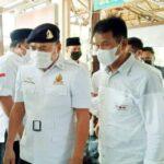 Silaturahmi dengan Perpat, Rudi Beri Sinyal Siap Maju Gubernur 2024