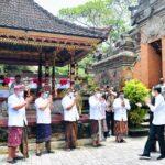 Tinjau Vaksin Masal, Presiden Joko Widodo: Kita Harapkan Sektor Pariwisata Bali Segera Bangkit