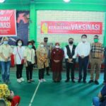 500 Warga Tionghoa dari Paguyuban PSMTI Antusias Ikut Divaksin