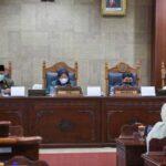 DPRD Anambas Gelar Paripurna Tiga Ranperda Prioritas
