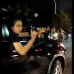 Bang Jago Gunakan Toyota Fortuner Akhirnya Diringkus Polisi Terekam Todongkan Pistol