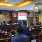 DPRD Anambas Warning Proyek Jalan SP 2 Siantan