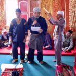 Pengusaha Al Ichsan Dianugerahi Gelar Datuak Basa Dari Suku Jambak
