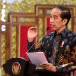 Presiden Jokowi Buka IIMS Hybrid Tahun 2021 secara Virtual