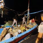 Kembali Bakamla RI Gagalkan Kapal Ikan Asing Di Perairan Natuna