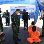 Kembali TNI AL Gagalkan Penyeludupan 100 Kilogram Narkoba dari Malaysia