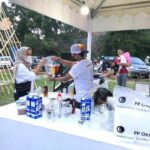 Kenshin Coffee diserbu pengunjung Batam Wonderfood Ramadhan
