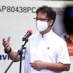 Menkes Ingatkan Jangan Sampai Lengah terhadap Penyebaran Pandemi