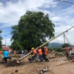 PLN Berhasil Perbaiki 359 Gardu Listrik Akibat Badai Siklon Tropis Seroja
