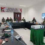 Pangkogabwilhan I Kunjungi RSD Wisma Atlet Kemayoran Jakarta