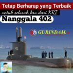 Inalilahi wainailahi Rojiun, Panglima TNI: 53 Awak Kapal KRI Nanggala 402 Gugur