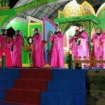 Perdana, Desa Serat Tuan Rumah STQH Tingkat Kecamatan