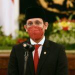 Sumpah Setia Bagi Negara Inilah Ucapan Kemendikbudristek Nadiem Anwar Makarim