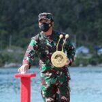 Dari Laut Natuna Utara KRI Alugoro-405 Bukti Kehebatan dan Kecintaan Anak Bangsa