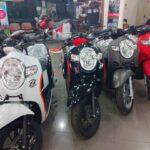 Warga Tanjungpinang Cemas, 6 Unit Honda Scoopy Hilang Dalam Waktu 5 Hari