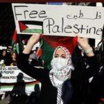 Belahan Dunia Turun Kejalan Gelar Aksi Demo Tuntut Zionis Israel