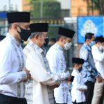 Berikut, Kegiatan Hari Raya Idul Fitri Mantan Presiden SBY