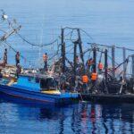 KM Sinar Mas Di Laut Natuna Terbakar, TNI AL Berhasil Selamatkan 27 ABK