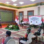 Presiden Jokowi Soroti Kinerja Ansar, Gara-Gara Serapan APBD Rendah