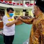 Ade Angga dan Endang Abdullah Berebut Suara Anggota DPRD Tanjungpinang