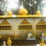 Inilah Makam Tengku H Fuang beserta Permaisuri Di Kota Batam