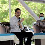 Sehari Jumpa Presiden Jokowi Amsakar Perintahkan Camat dan Lurah Perketat Hingga Lingkungan RT