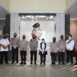 Tim Yanlik Kemenpan RB Berkunjung Tinjau Pelayanan Publik Ke Polresta Barelang